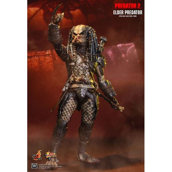 Hot Toys Predador Elder  - Movie Freaks Collectibles