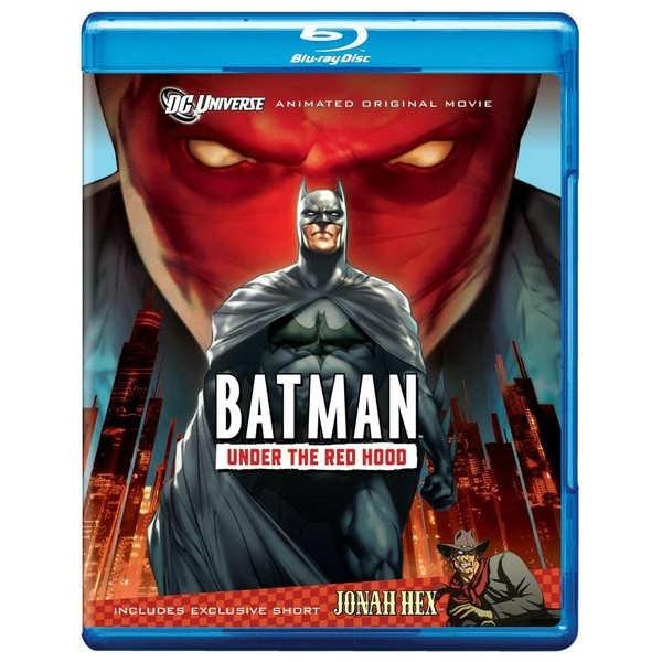 Batman: Under The Red Hood Blu-ray Audio E Legendas Pt-br  - Movie Freaks Collectibles