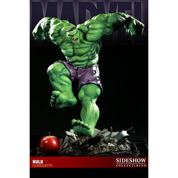 Sideshow Hulk Comiquette  - Movie Freaks Collectibles