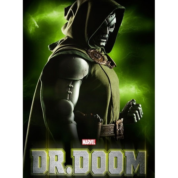 Sideshow Dr Doom Premium Format - Movie Freaks Collectibles