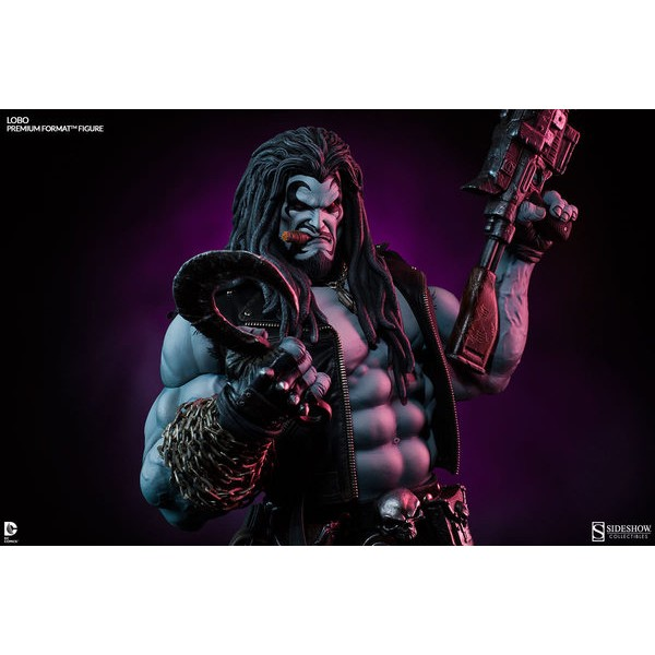 Sideshow Lobo Premium Format  - Movie Freaks Collectibles