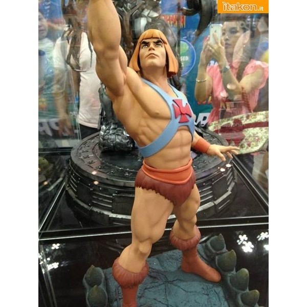Pop Culture Shock He-man Statue 1/4 scale 74cm  - Movie Freaks Collectibles