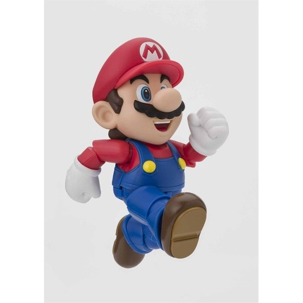 Bandai Super Mario Bros S.H Figuarts  - Movie Freaks Collectibles