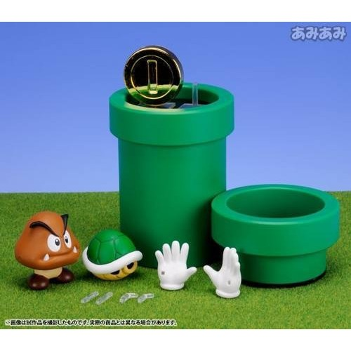 Bandai Super Mario Bros Play Set B S.H Figuarts  - Movie Freaks Collectibles