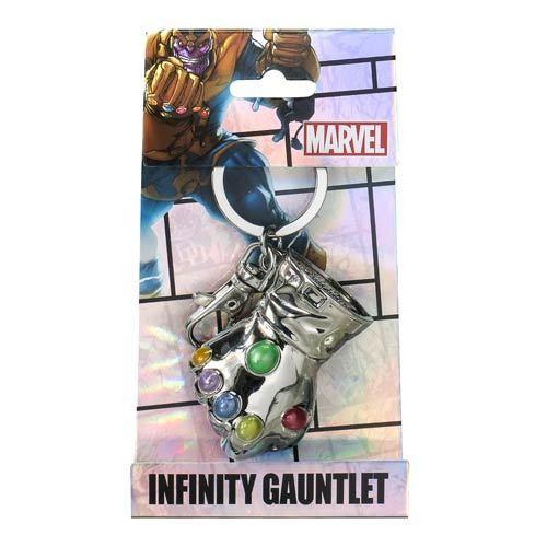 Monogram Chaveiro Pewter Manopla do Infinito - Thanos - Frete grátis para todo o Brasil!  - Movie Freaks Collectibles