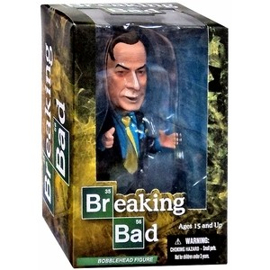 Mezco Breaking Bad Saul Goodman BobbleHead  - Movie Freaks Collectibles