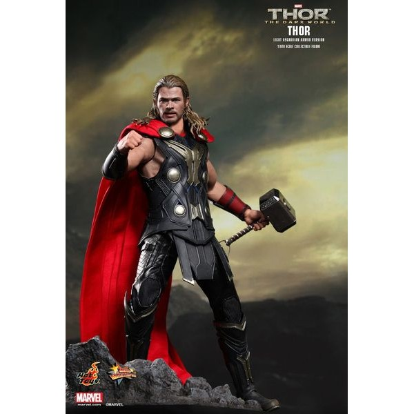 Hot Toys Thor Asgardian Light Armor  - Movie Freaks Collectibles