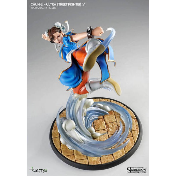 Tsume Art Chun-Li Statue : Ultra Street Fighter IV  - Movie Freaks Collectibles