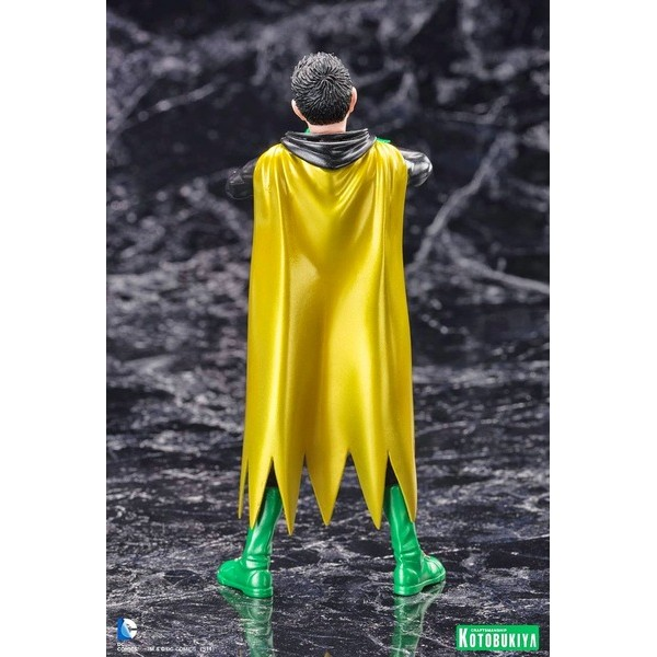 Kotobukiya DC Comics New 52 Robin - Damian Wayne ARTFX+ Statue - Movie Freaks Collectibles