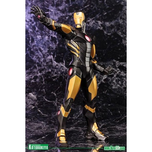 Kotobukiya Marvel Avengers Now Homem de Ferro ARTFX+ PVC Statue  - Movie Freaks Collectibles