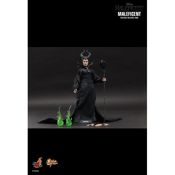 Hot Toys Malévola - Maleficent  - Movie Freaks Collectibles
