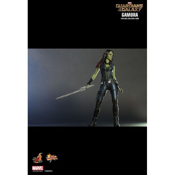 Hot Toys Gamora Guardians of the Galaxy  - Movie Freaks Collectibles