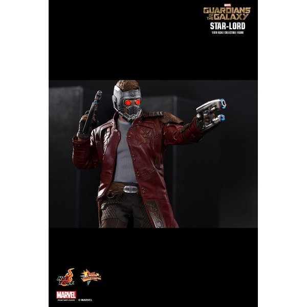 Hot Toys Star-Lord Guardians Of The Galaxy  - Movie Freaks Collectibles