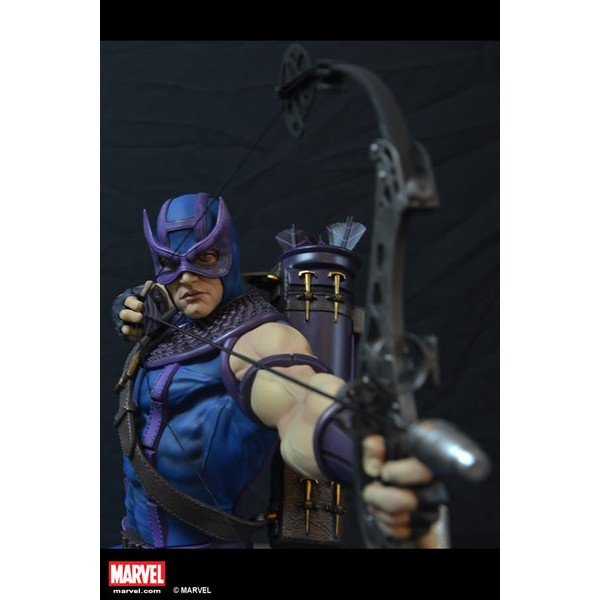 XM Studios Hawkeye Statue - Movie Freaks Collectibles