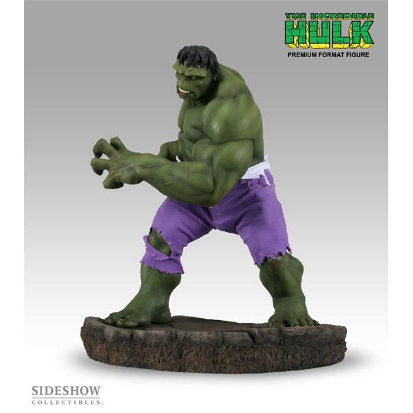 Sideshow O Incrivel Hulk Premium Format  - Movie Freaks Collectibles