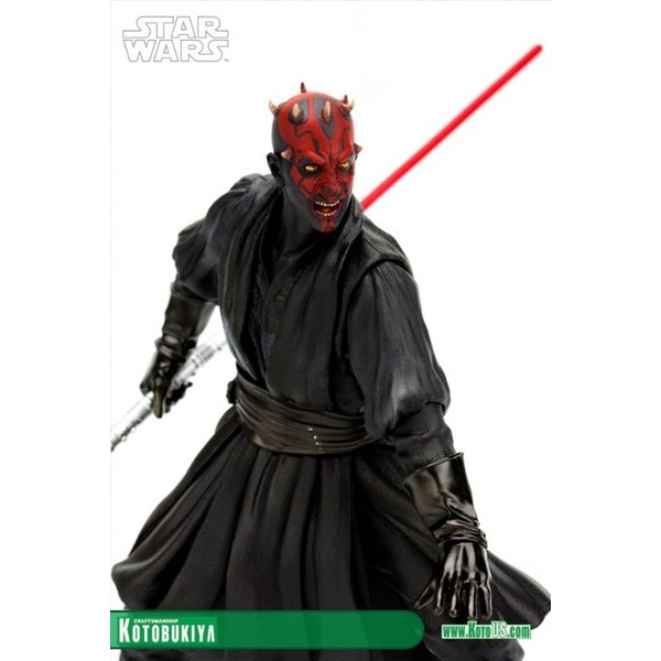 Kotobukiya Artfx Star Wars Darth Maul 1/10  - Movie Freaks Collectibles