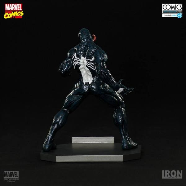 Iron Studios Marvel Comics Venom Art Scale 1/10 - Movie Freaks Collectibles