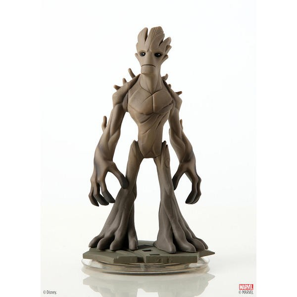 Disney INFINITY: Marvel Super Heroes (2.0 Edition) - Groot Figure  - Movie Freaks Collectibles
