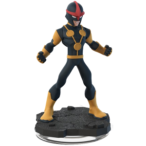 Disney INFINITY: Marvel Super Heroes (2.0 Edition) - Homem Aranha + Nova Figure Play Set  - Movie Freaks Collectibles