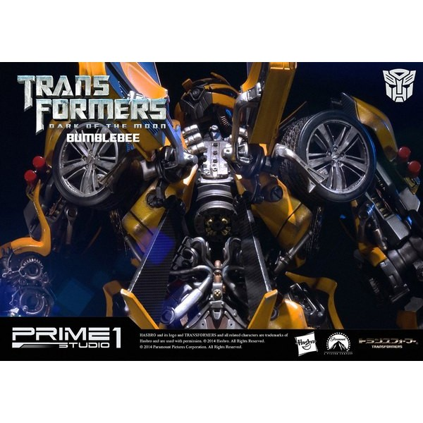 Sideshow Collectibles - Prime 1 Studio Bumblebee - Movie Freaks Collectibles