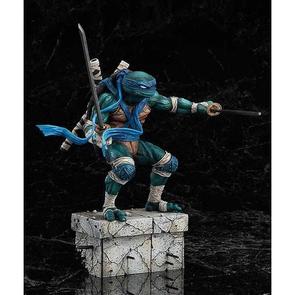 Good Smile Teenage Mutant Ninja Turtles: Leonardo PVC Statue  - Movie Freaks Collectibles