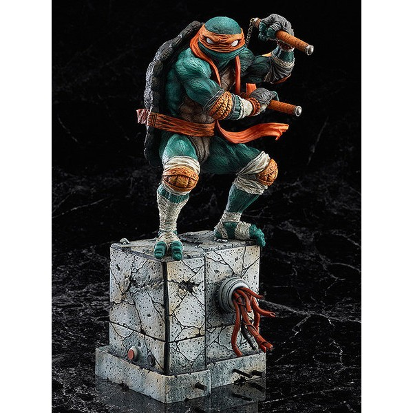 Good Smile Teenage Mutant Ninja Turtles: Michelangelo PVC Statue  - Movie Freaks Collectibles
