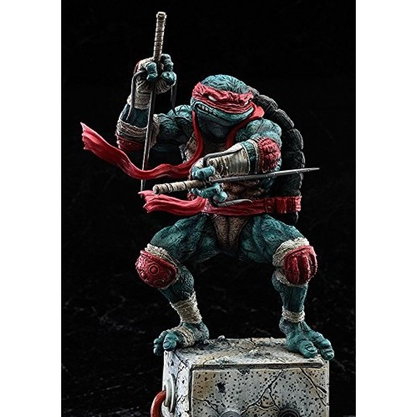 Good Smile Teenage Mutant Ninja Turtles: Raphael PVC Statue  - Movie Freaks Collectibles