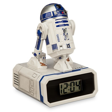 R2-D2 Digital Clock - Star Wars  - Movie Freaks Collectibles
