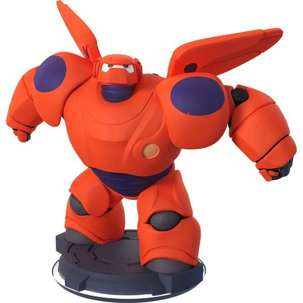 Disney INFINITY: Disney Originals (2.0 Edition) - Baymax Figure  - Movie Freaks Collectibles