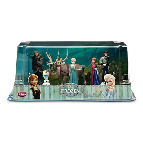 Disney Store Frozen Figure Play Set  - Movie Freaks Collectibles