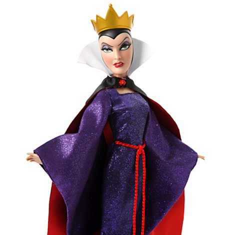 Disney Store Boneca Rainha Má (Branca de Neve) - Produto original e licenciado!  - Movie Freaks Collectibles