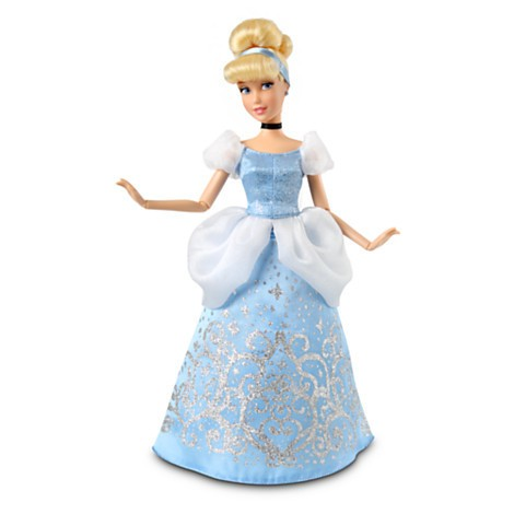 Disney Store Boneca Cinderela - Produto original e licenciado!  - Movie Freaks Collectibles