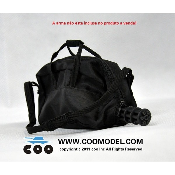 Coomodel Luggage Backpack Mochila 1:6  - Movie Freaks Collectibles