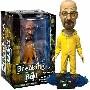 Mezco Breaking Bad Walter White in Yellow Hazmat Suit BobbleHead