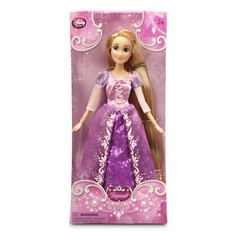 Disney Store Boneca Rapunzel - Produto original e licenciado!  - Movie Freaks Collectibles