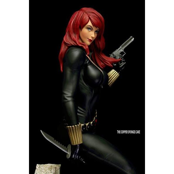 XM Studios Viúva Negra - Black Widow Statue  - Movie Freaks Collectibles