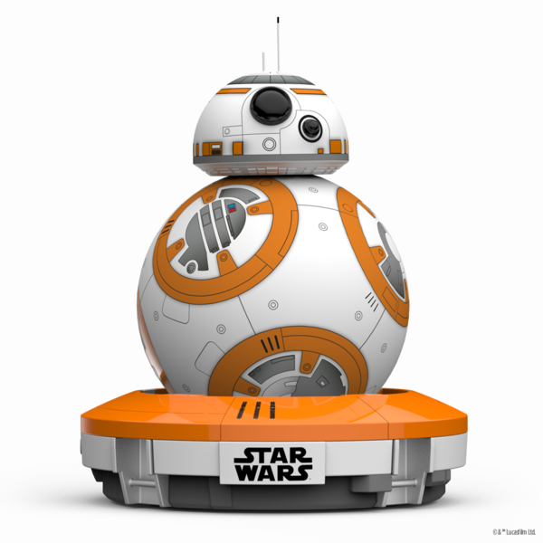 Sphero - BB-8? App-Enabled Droid? by Sphero  - Movie Freaks Collectibles