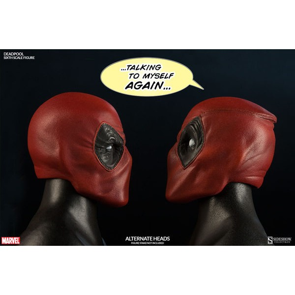 Sideshow Deadpool 1/6 EXclusive  - Movie Freaks Collectibles