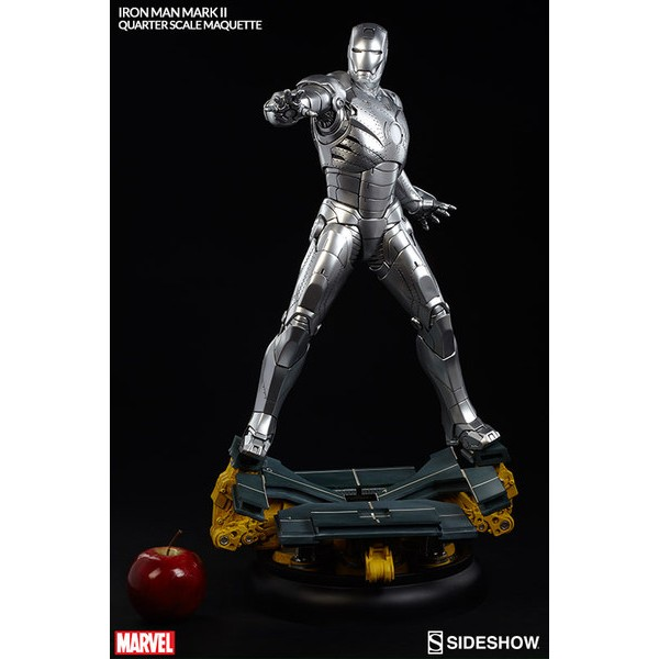 Sideshow Homem de Ferro Mark II Iron Man Mark 2 Maquette  - Movie Freaks Collectibles