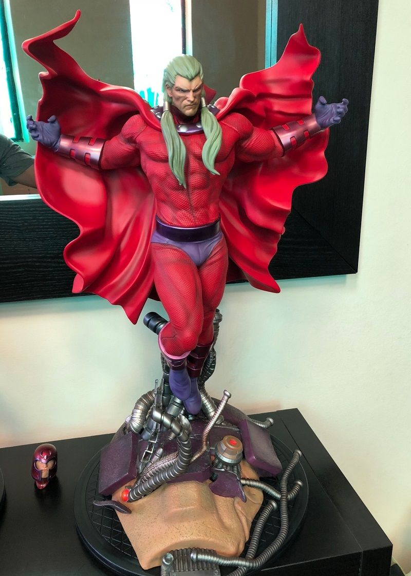 Age of Apocalypse Magneto Custom 1/4 scale Statue  - Movie Freaks Collectibles