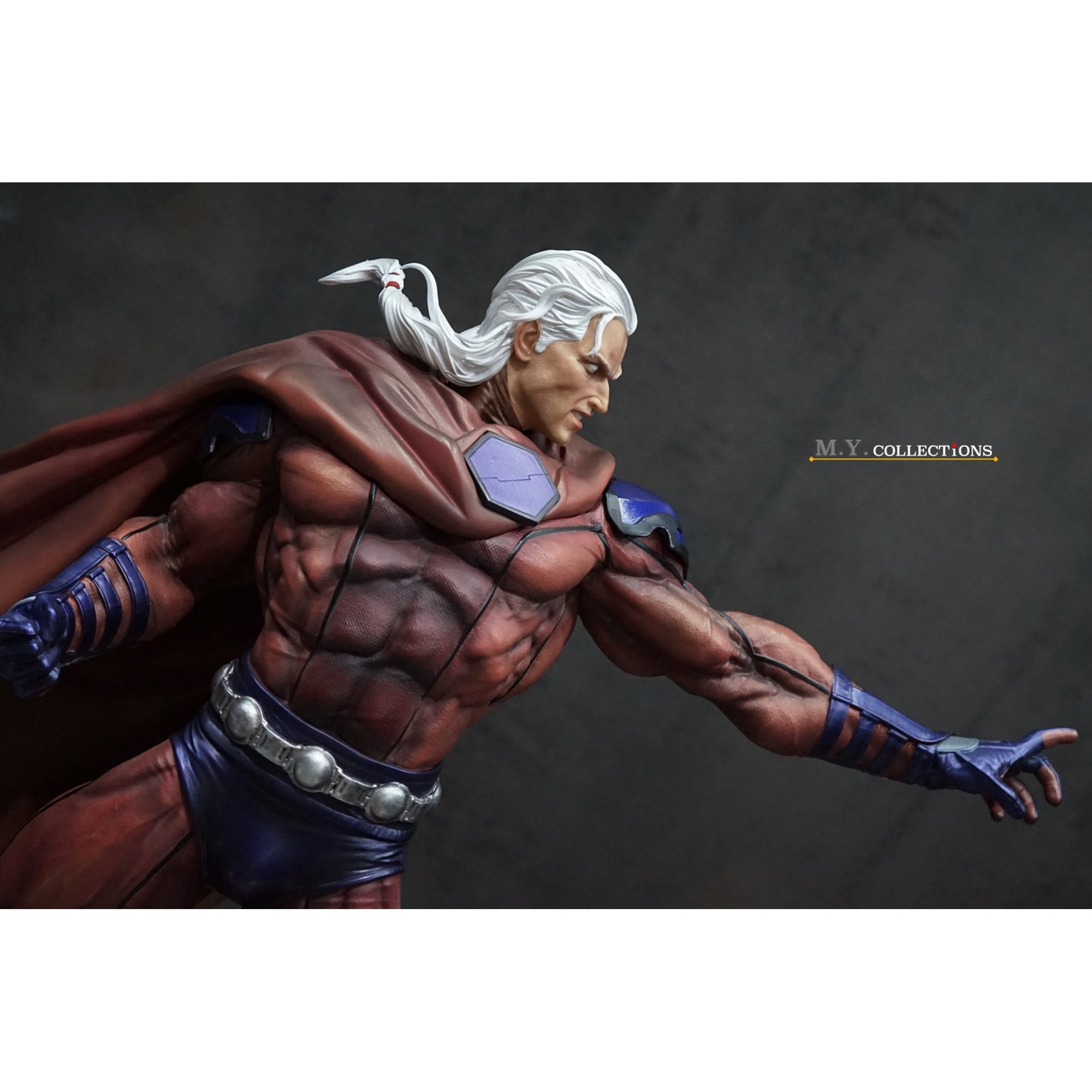 Age of Apocalypse Magneto Custom 1/4 scale statue by Angry Monkey  - Movie Freaks Collectibles