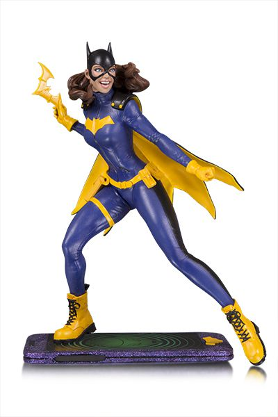DC Collectibles DC Core Batgirl PVC Statue  - Movie Freaks Collectibles