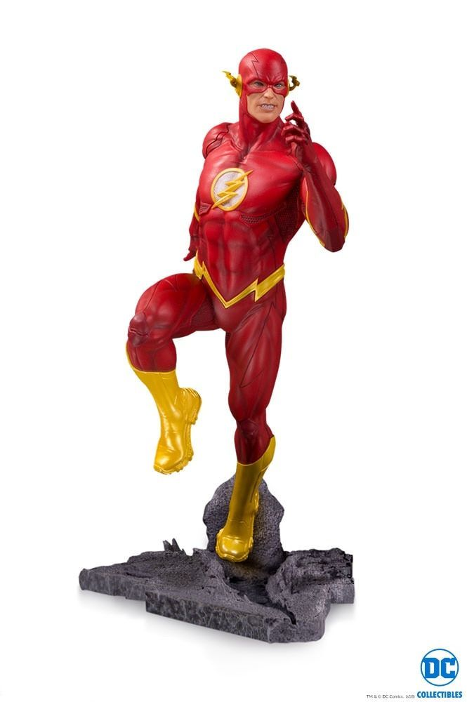 DC Collectibles DC Core Flash PVC Statue  - Movie Freaks Collectibles