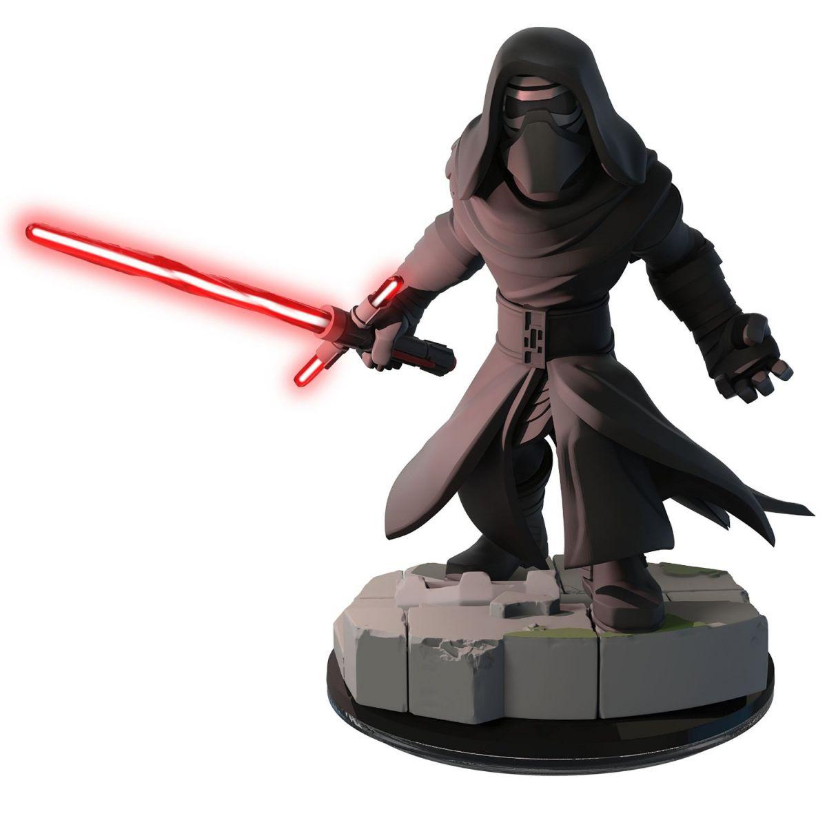 Disney Infinity 3.0 : Star Wars Kylo Ren Light Fx Figure  - Movie Freaks Collectibles