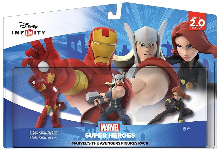 Disney Infinity: Marvel Super Heroes (2.0 Edition) MARVEL