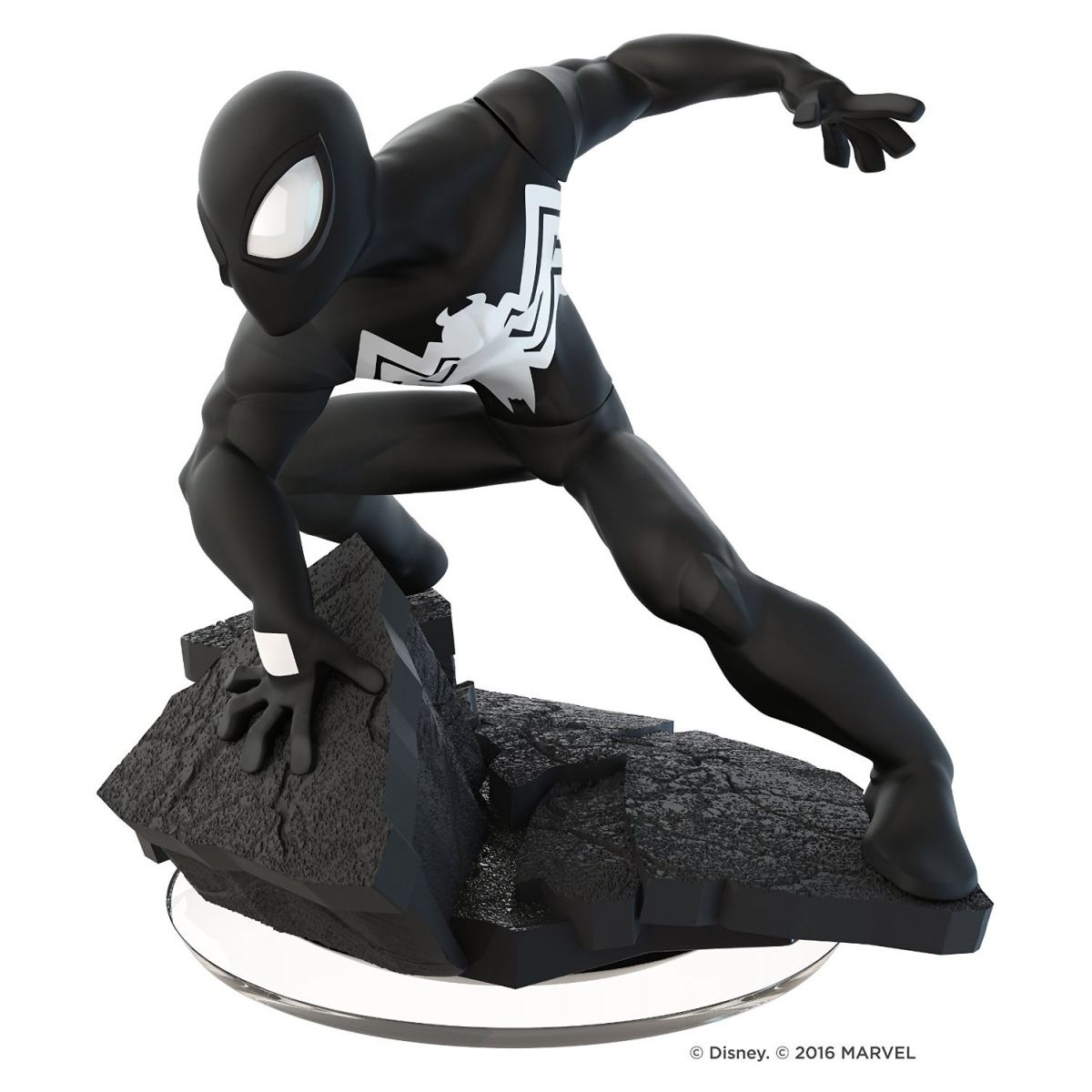 Disney INFINITY: Marvel Super Heroes (3.0 Edition) - Homem Aranha Black Figure  - Movie Freaks Collectibles