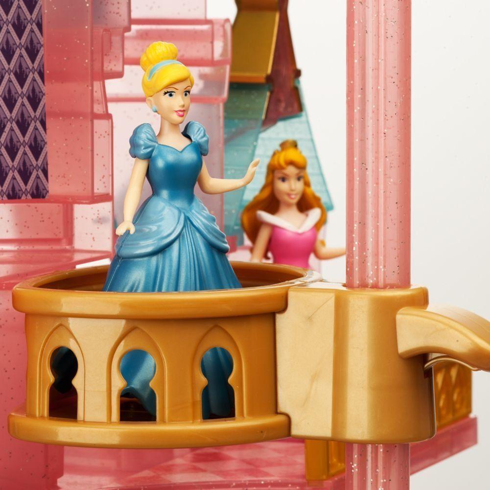 Disney Parks Princesas Disney Castle Play Set  - Movie Freaks Collectibles