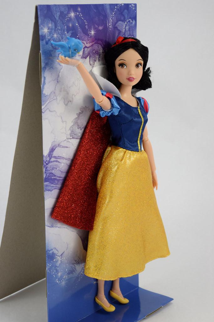 Disney Store Boneca Branca De Neve Com Pássaro Azul 2016/17  - Movie Freaks Collectibles