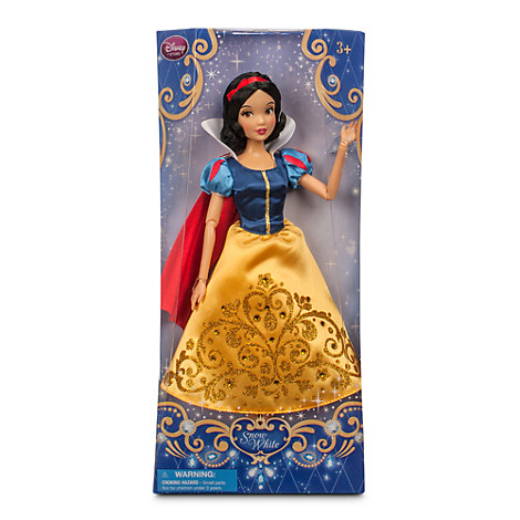 Disney Store Boneca Branca de Neve - Produto original e licenciado!  - Movie Freaks Collectibles