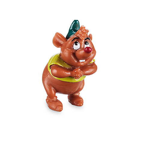 Disney Store Boneca Cinderela Com Gus 2016/17  - Movie Freaks Collectibles
